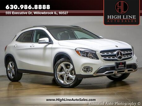 2019_Mercedes-Benz_GLA_GLA 250_ Willowbrook IL