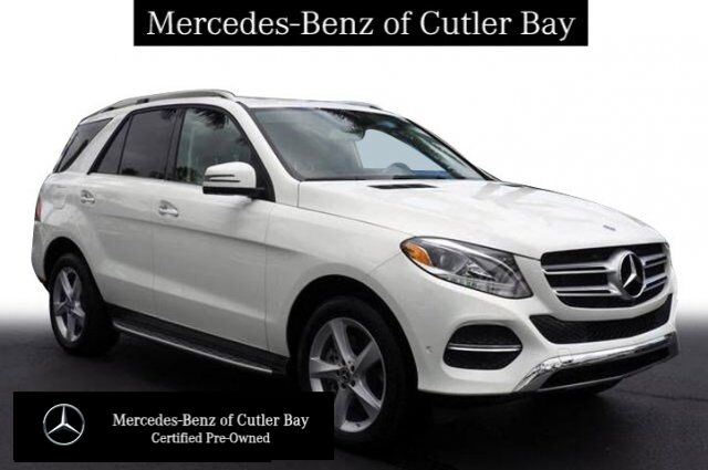 Mercedes Benz 4Matic >> 2019 Mercedes Benz Gle 400 4matic Suv Coral Gables Fl 26507924