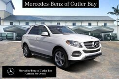 2019_Mercedes-Benz_GLE_400 4MATIC® SUV_ Miami FL