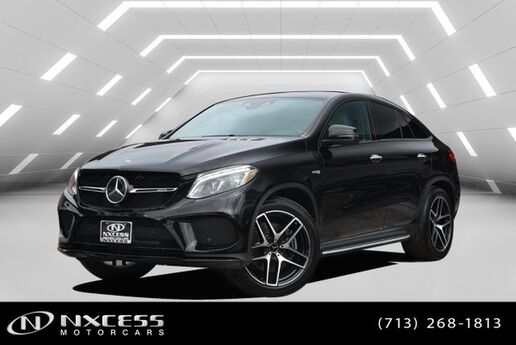 2019 Mercedes-Benz GLE AMG GLE 43 Only 5K Miles Factory Warranty MSRP $80745! Houston TX