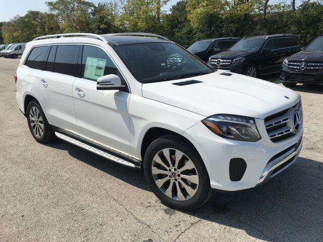 2019 Mercedes Benz Gls 450 4matic Suv Indianapolis In