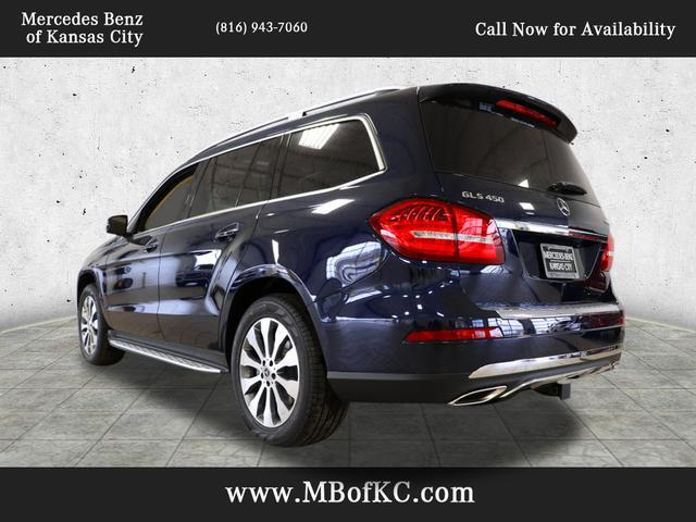 2019 Mercedes-Benz GLS 450 4MATIC® SUV Kansas City KS