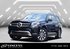 2019_Mercedes-Benz_GLS_GLS 450 Keyless Go, Parktronic, Blind Spot Assist, Lane Keep Assist_ Houston TX