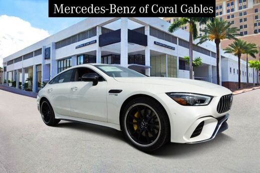 2019 Mercedes-Benz GT AMG®  63 S 4MATIC® Miami FL