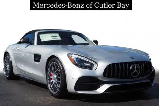 2019 Mercedes-Benz GT AMG®  C Roadster Miami FL