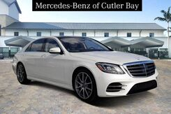2019_Mercedes-Benz_S_560 Sedan_ Miami FL