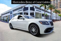 2019_Mercedes-Benz_S_AMG® 63 4MATIC®_ Miami FL