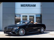 2019_Mercedes-Benz_S_AMG® 63 Cabriolet_ Kansas City KS