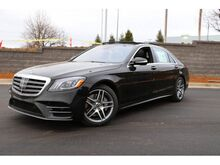 2019_Mercedes-Benz_S-Class_S 450_ Kansas City KS