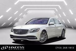 2019_Mercedes-Benz_S-Class_S 450 Only 7K Miles Factory Warranty MSRP $103760_ Houston TX
