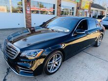 2019_Mercedes-Benz_S-Class_S 560_ Shrewsbury NJ