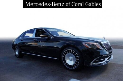2019 Mercedes-Benz S Maybach 650 Sedan Miami FL