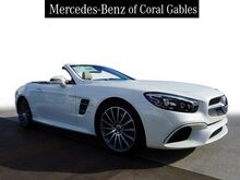 2019_Mercedes-Benz_SL_550 Roadster_ Miami FL