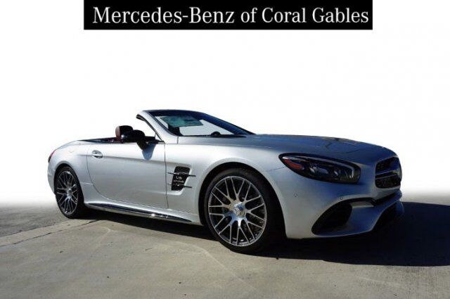 2019 Mercedes-Benz SL AMG® 63 Roadster Miami FL