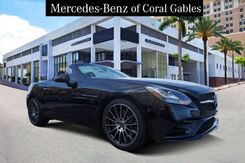2019_Mercedes-Benz_SLC_300 Roadster_ Miami FL