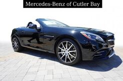 2019_Mercedes-Benz_SLC_AMG® 43 Roadster_ Miami FL