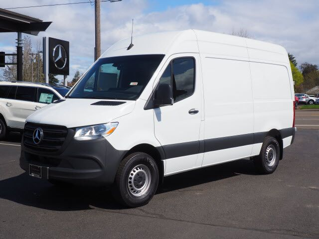 0514514c0df 2019 Mercedes-Benz Sprinter 2500 Cargo Van Salem OR 28358883