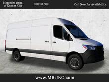 2019_Mercedes-Benz_Sprinter 4500 Cargo Van__ Kansas City KS