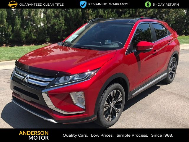 2019 Mitsubishi Eclipse Cross SEL S-AWD Salt Lake City UT