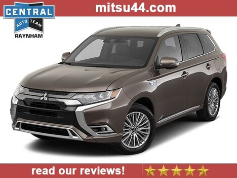 New Mitsubishi Outlander PHEV for Sale Near New Bedford MA