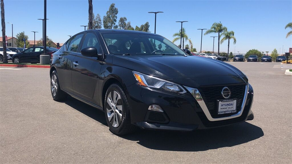 2019 Nissan Altima 2.5 S Moreno Valley CA