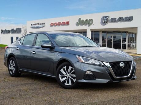 2019 Nissan Altima 2.5 S West Point MS