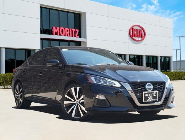 2019 Nissan Altima 2.5 SR Fort Worth TX