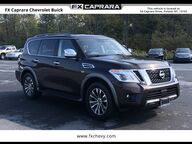 2019 Nissan Armada Platinum Watertown NY