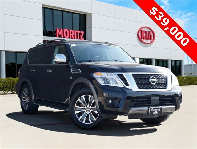 2019 Nissan Armada SL Fort Worth TX