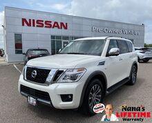 2019_Nissan_Armada_SL_ Harlingen TX