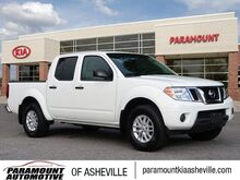 2019_Nissan_Frontier_SV_ Hickory NC