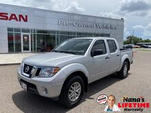 2019_Nissan_Frontier_SV_ Mission TX