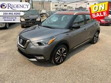 2019_Nissan_Kicks_- Leather Heated Seats - Alloy Wheels_ Quesnel BC