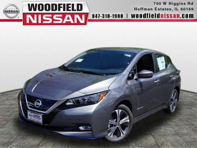 2019 Nissan Leaf Sv Plus Hoffman Estates Il 29406184