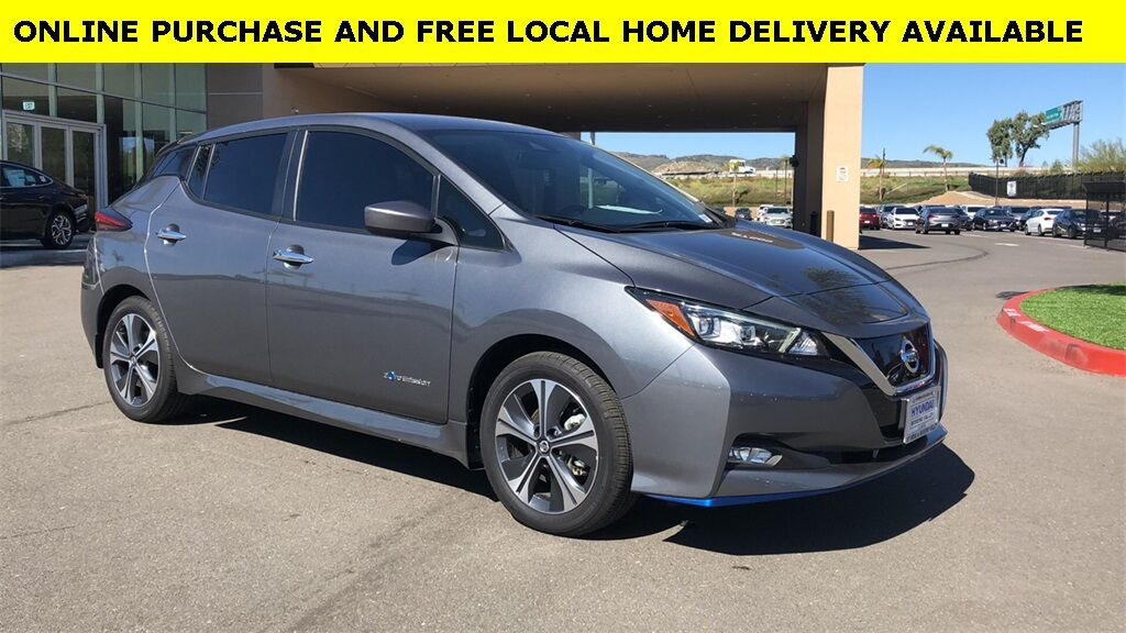 2019 Nissan Leaf SV Plus Moreno Valley CA