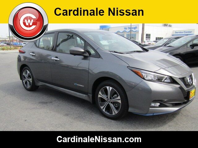 2019 Nissan Leaf Sv Plus Seaside Ca 29664873