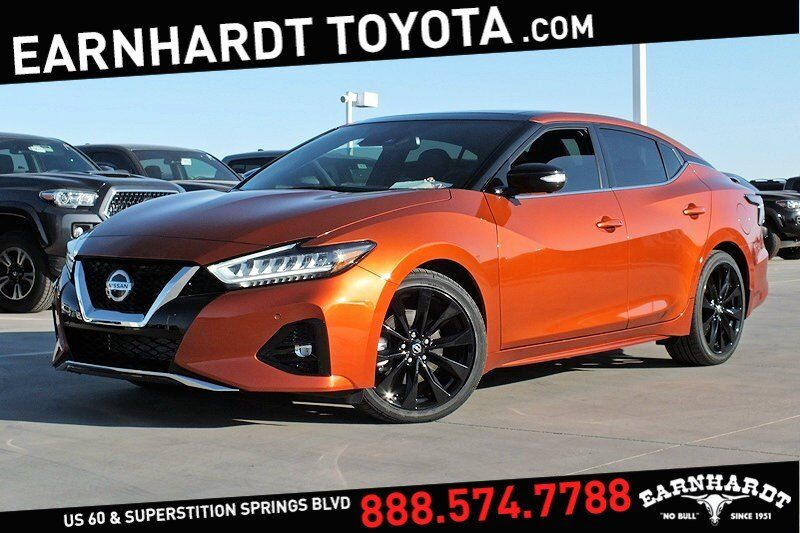 3k In Miles >> Vehicle Details 2019 Nissan Maxima At Earnhardt Toyota Mesa