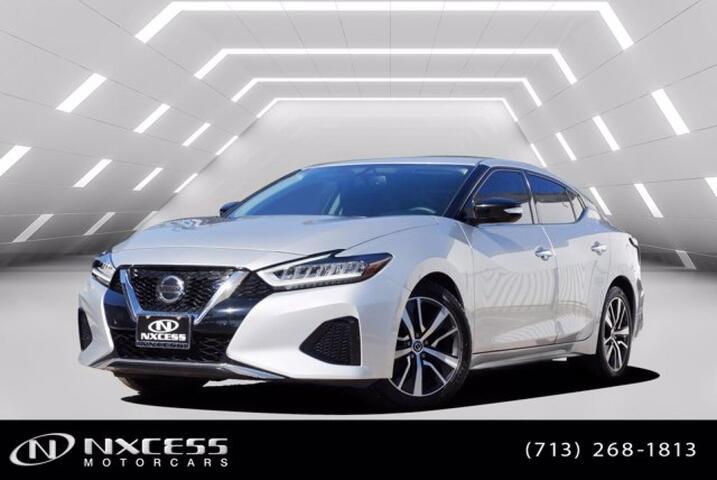 2019 Nissan Maxima SV Fresh Trade Low Miles Extra Clean! Houston TX