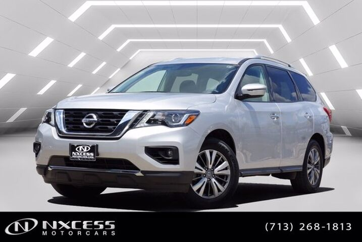 2019 Nissan Pathfinder SL V6 4X4 Clean Carfax! Houston TX