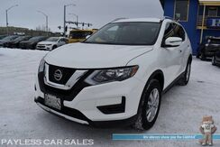 2019_Nissan_Rogue_SV / AWD / Auto Start / Power & Heated Seats / Blind Spot Alert / Bluetooth / Back Up Camera / Park Assist Sensors / Keyless Entry & Start / Aluminum Wheels / Rear Spoiler / Power Lift Gate / 1-Owner_ Anchorage AK