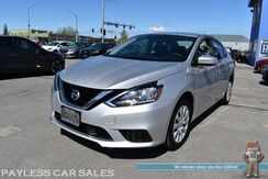 2019_Nissan_Sentra_S / Automatic / Bluetooth / Back Up Camera / Cruise Control / 37 MPG / Low Miles / 1-Owner_ Anchorage AK