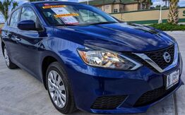 2019_Nissan_Sentra_S_ Mission TX
