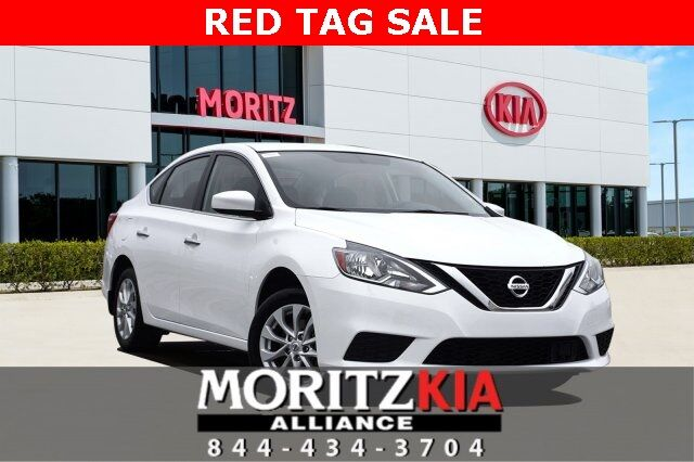 2019 Nissan Sentra SR Fort Worth TX