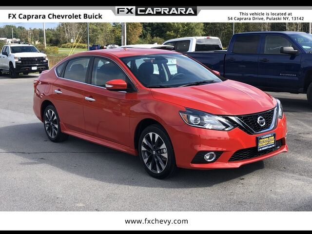 2019 Nissan Sentra SR Watertown NY