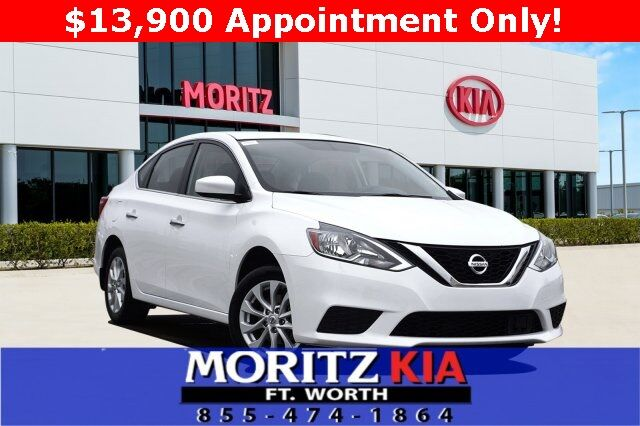 2019 Nissan Sentra SV Fort Worth TX