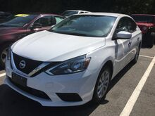 2019_Nissan_Sentra_SV_ Little Rock AR