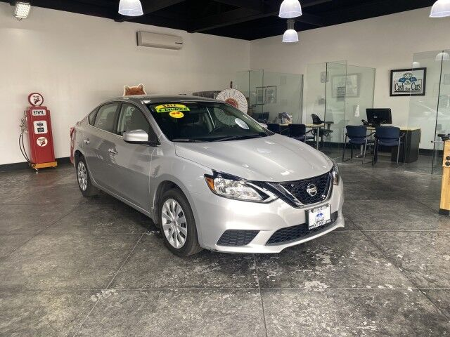 2019_Nissan_Sentra_SV_ San Jose CA