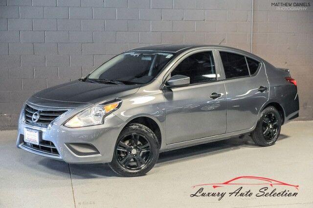 2019_Nissan_Versa SV_4dr Sedan_ Chicago IL