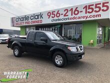 2019_Nissan_frontier_S_ Mission TX
