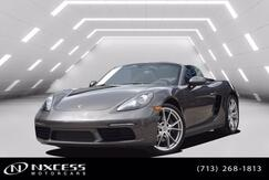2019_Porsche_718 Boxster One Owner Like New__ Houston TX